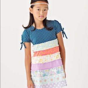 MATILDA JANE Yacht Club dot Wendy knit dress 4